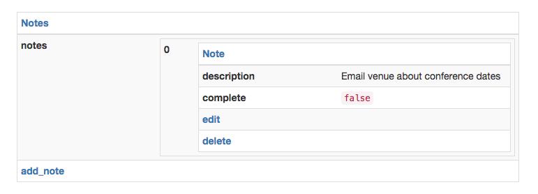 HTML encoding example